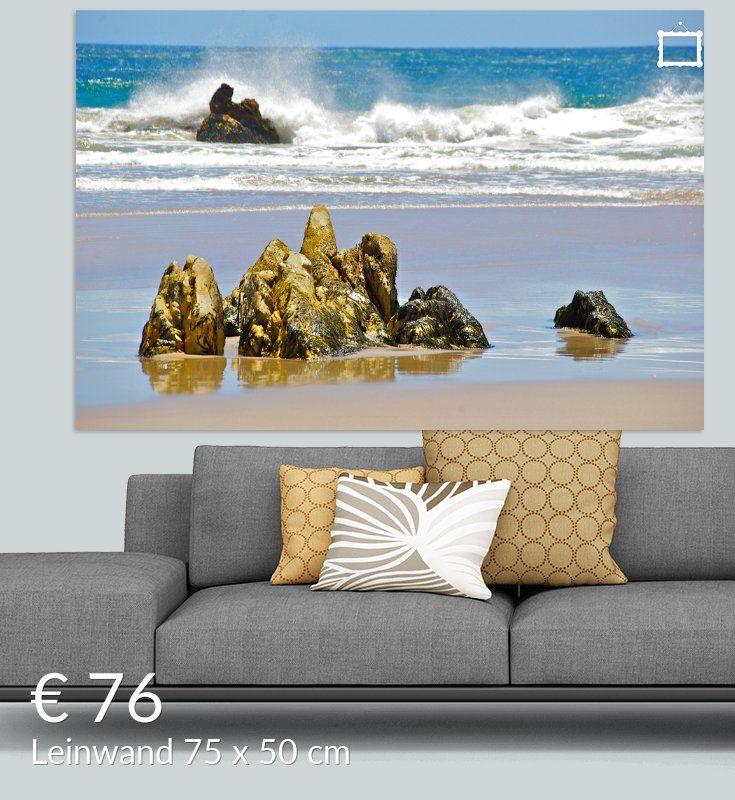 Neu in meiner Galerie bei OhMyPrints: Golden Rocks