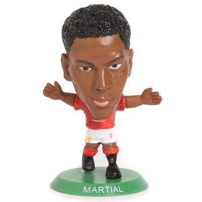 Manchester United 2017 Martial SoccerStarz: Manchester United 2017 Martial SoccerStarz #ManUtdShop #MUFCShop #ManchesterUnitedShop
