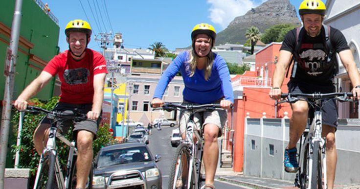 De Ontdek Kaapstad fietstour op CitySpotters