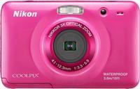 Nikon COOLPIX Pink