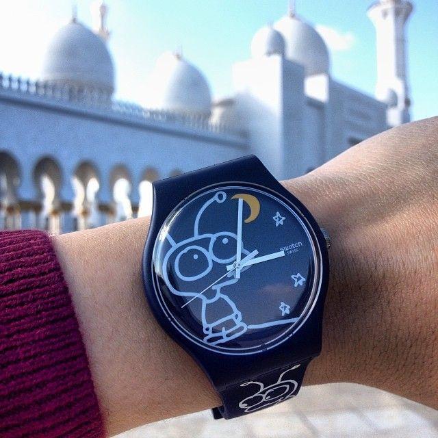 #Swatch: Watch