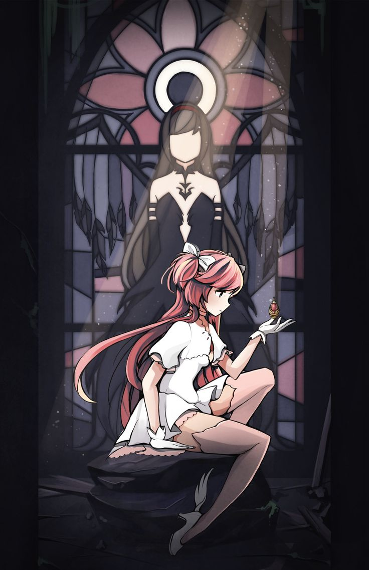 Supongo que Homura representa a algún demonio