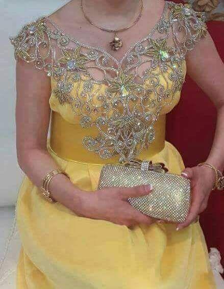 robe oranaise Algérie
