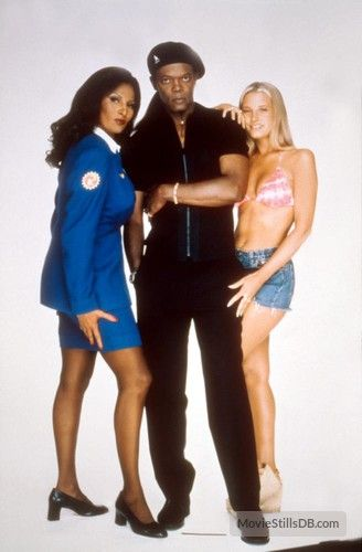 Jackie Brown Promo shoot