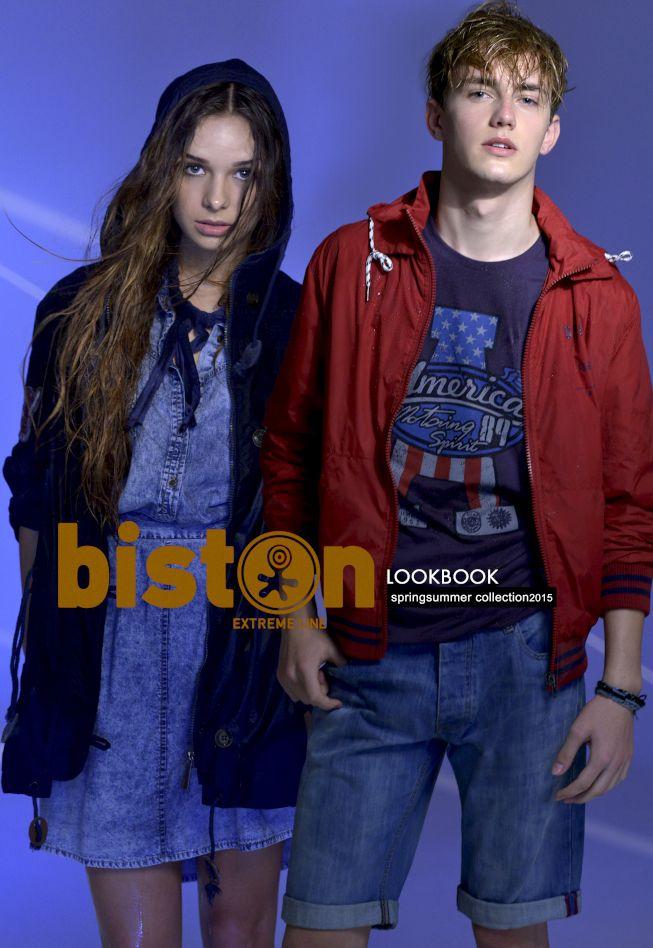 Biston Spring Summer 2015