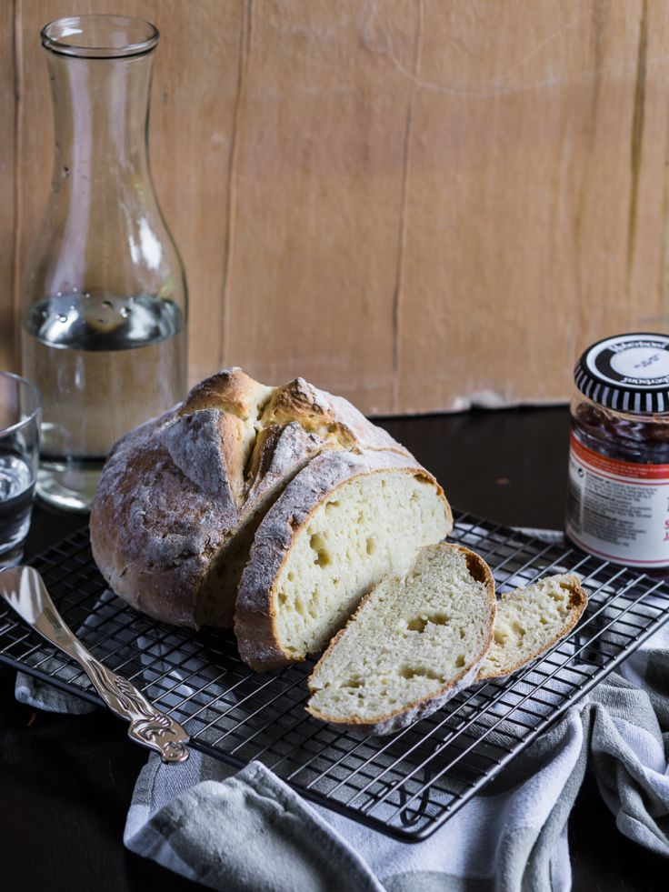 Содовый хлеб