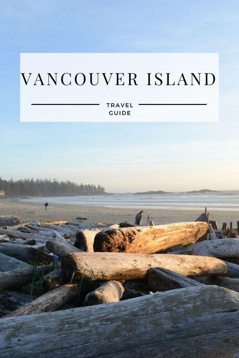 Vancouver Island – das schönste Ende der Welt