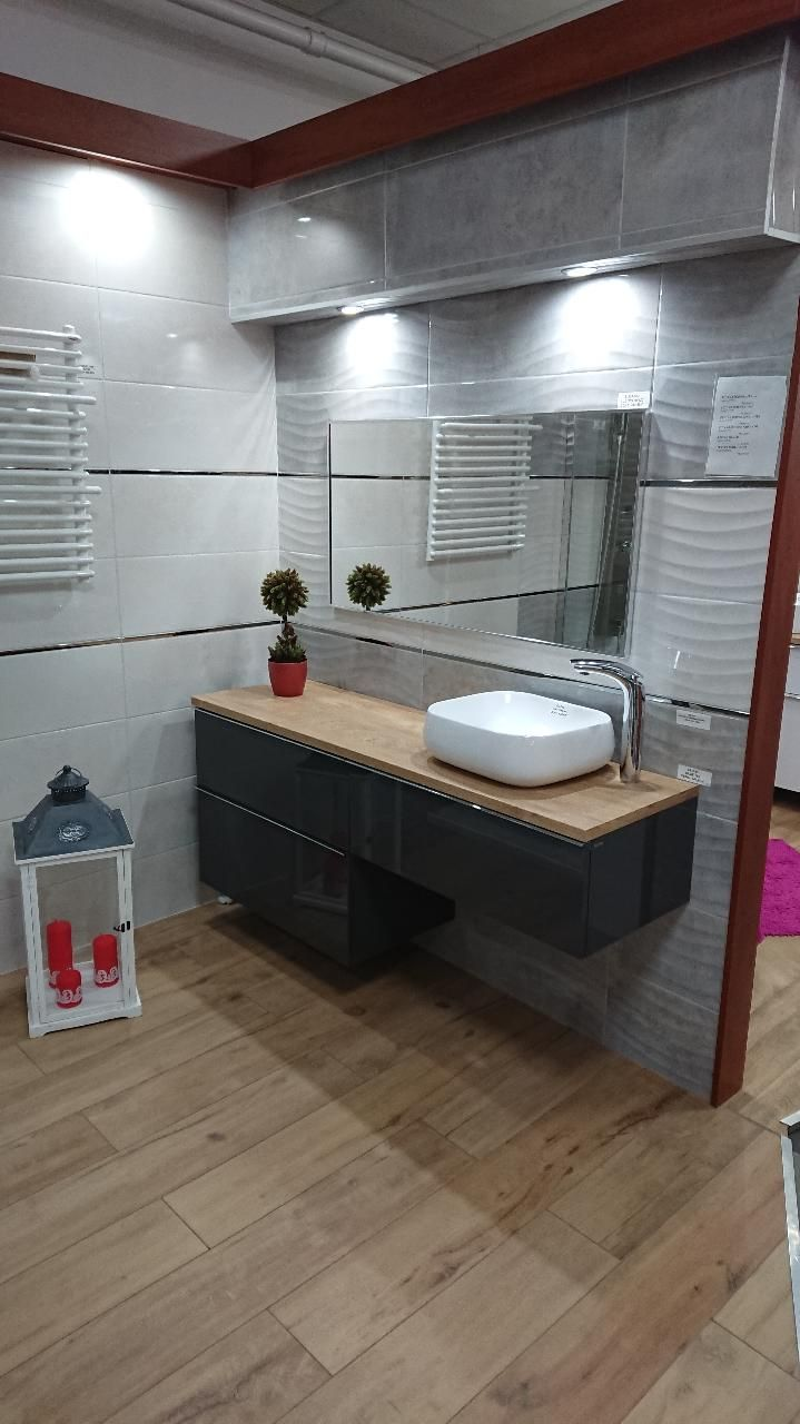 Meble łazienkowe Z Kolekcji Look W Salon łazienek Ewand