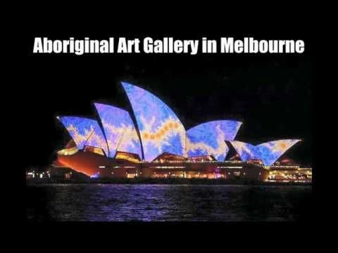 The Unique Aboriginal Art Gallery in Melbourne