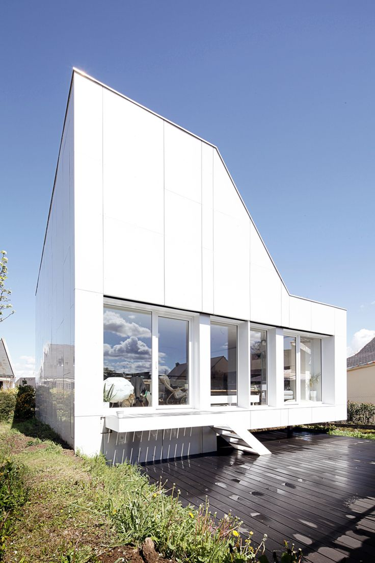 266 best A-residential single images on Pinterest | Architecture ...