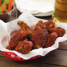 how to cook bbq chicken wings in a crock pot