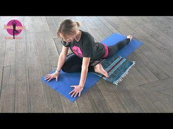 mit yin yoga muskeln entspannen faszien dehnen loslassen