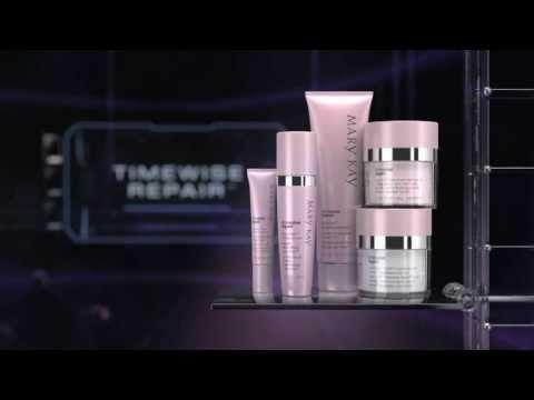 Línea TimeWise Repair™ Volu-Firm™ - YouTube