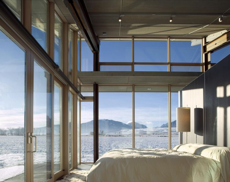 Imagine waking up to that view #roomswithaview #coolbedrooms