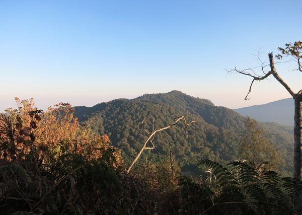 gunung tapak