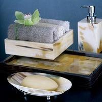 Arca Horn bathroom accessories