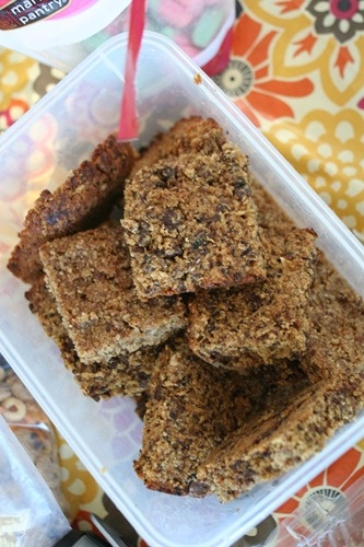 Homemade Cliff Bars — nHerShoes