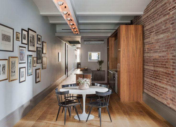 Gravity Home — New York City loft | photos by Matthew Williams...