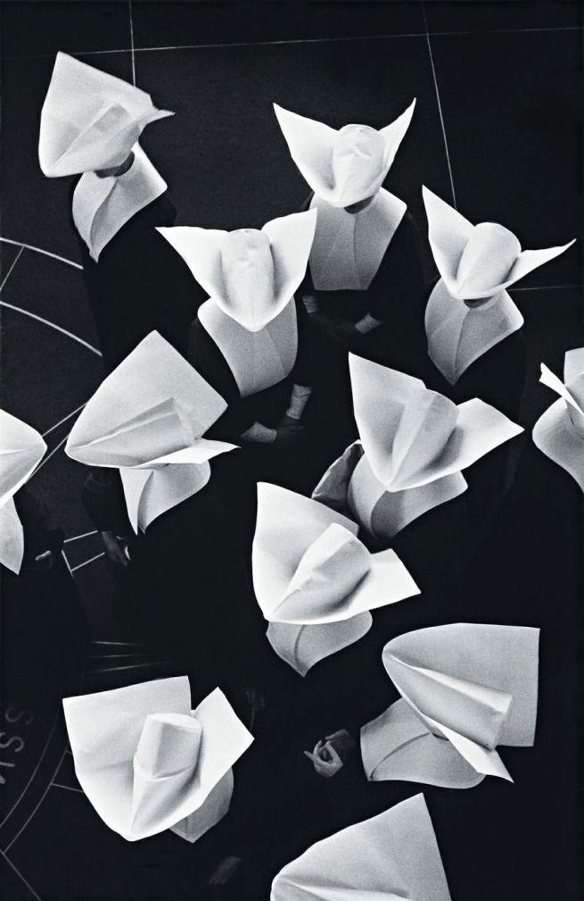 David Moore Australia 1927-2003 'Sisters of Charity, Washington DC' 1956