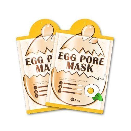 W.Lab W.lab Egg Pore Mask Pack 5 Piece #Wlab