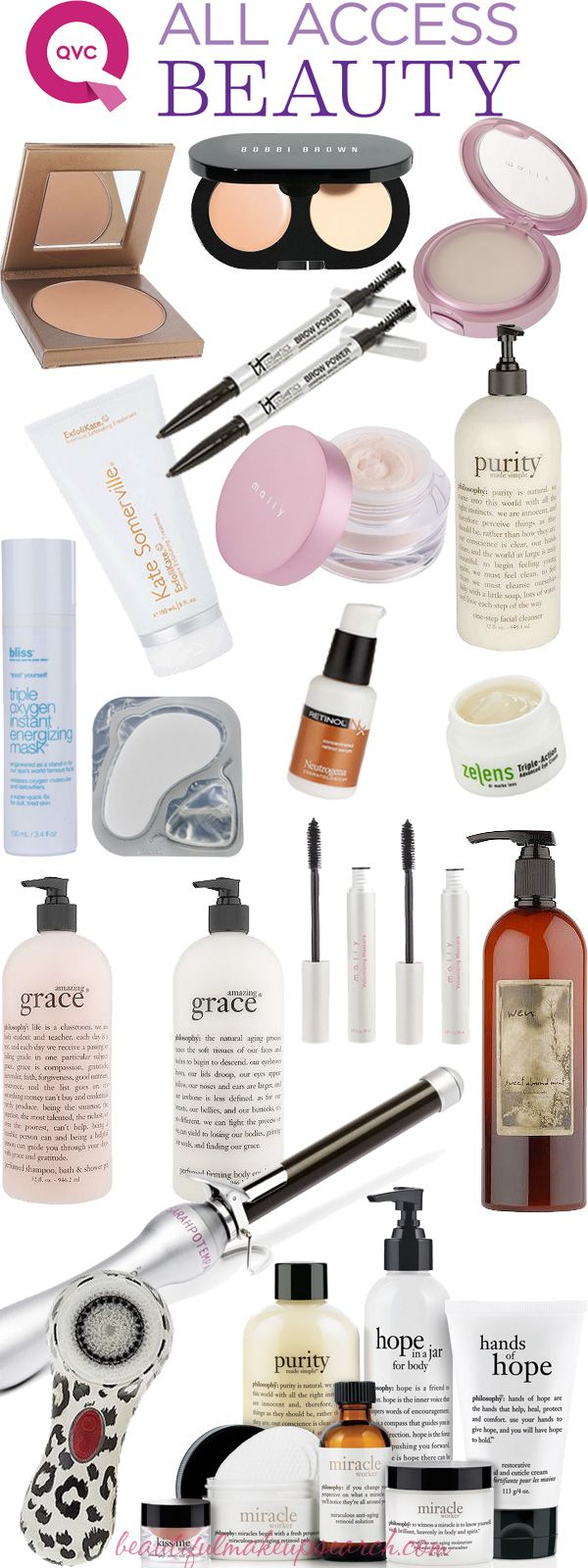 16 Beauty Faves from QVC.