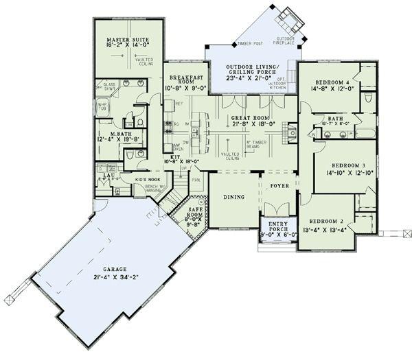 25 best ideas about safe room on pinterest hidden rooms for Safe room plans