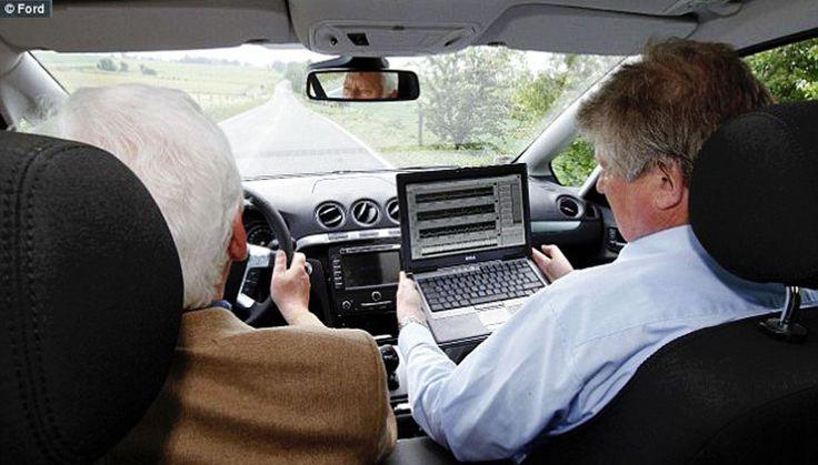 Ford ha presentato un innovativo sedile di guida che ha la capacità di rilevare un imminente infarto del miocardio del conducente. Il sedile prevede al suo interno una serie di sensori -nient'altro che un elettrocardiografo impiantato sul posto di guida- che lavora in sincronia con una fotocamera posta nel veicolo per rilevare la posizione dell'autista.