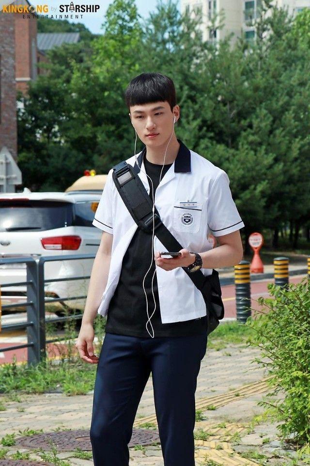 Ghim của Linh Hong trên Shin Seung Ho trong 2019