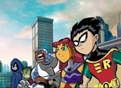 Os Jovens Titans