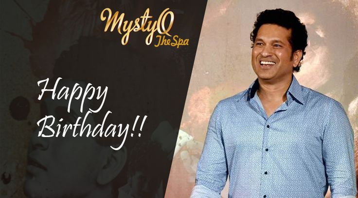 Happy Birthday Master Blaster! #IPL #sachintendulkar #birthday #cricket #cricketscore #crickbuzz #indianteam #livecricket # hotstar   https://www.facebook.com/mystyqspa/ http://www.mystyqspa.in