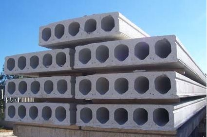 Fast turn-around required for precast concrete products for new teaching block