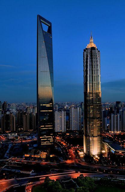 Shanghai World Financial Center, Shanghai, China, 2008   José Miguel Hernández Hernández