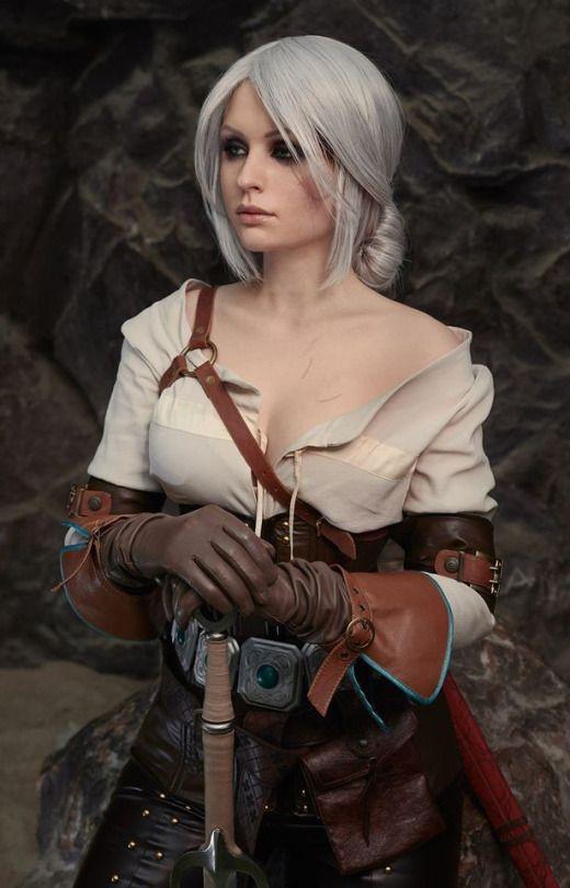 Ciri (Cirilla) – The Witcher 3: Wild Hunt | The Witcher cosplay | Pinterest
