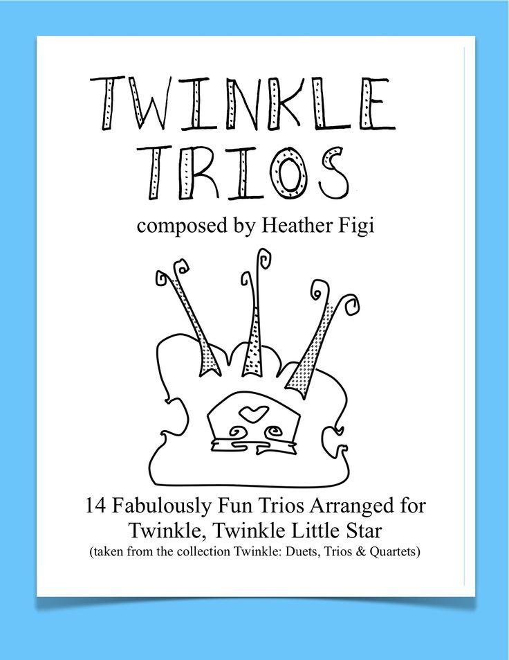 Twinkle Various For Violin Suzuki
