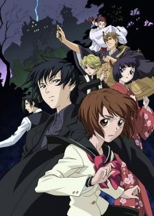 Ghost Hunt - So far, the creepiest anime ever. Dolls, monks, CATHOLICS, and everything that scares me. But I have to finnish it :(
