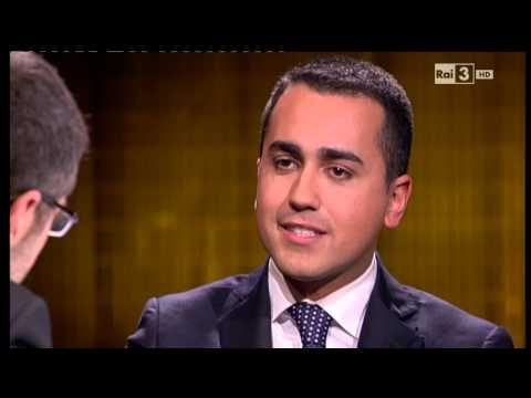 Luigi Di Maio - Che tempo che fa 18/01/2014