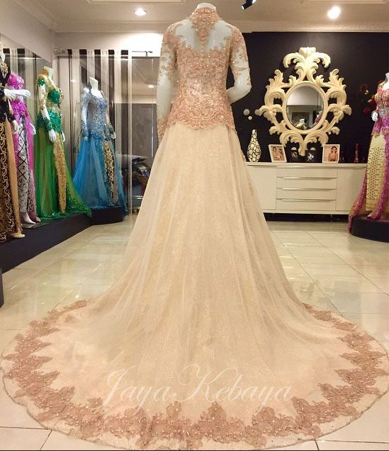 wedding kebaya modern beautiful