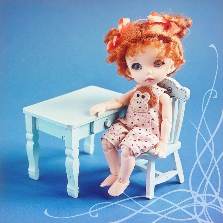 laser cut doll furniture kits