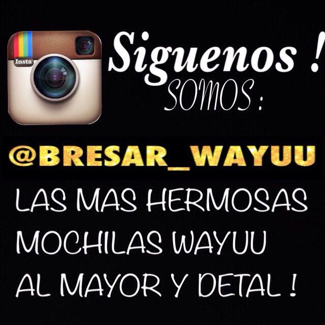 @BRESAR_WAYUU QUE ESPERAS ! NO TE QUEDES SIN LA TUYA ! COMPRAMOS DIRECTAMENTE A LOS INDIGENAS WAYUU MOCHILAS DE INFARTO EN CRISTALES O SIN DECORAR WWW.BRESAR.COM.CO with @bresar_wayuu @yayapinedah @breinelsarmiento @sofiavergara @yulpat @tatianalababyflow A TU NOVIO O ESPOSO CON UNA ORIGINAL MOCHILA WAYUU MASCULINA ! WWW.BRESAR.COM.CO info : +57 3115026491 DISEÑOS QUE INSPIRAN SENSACIONES NUEVAS BRILLA HASTA DONDE TU QUIERAS WWW.BRESAR.COM.CO LOS MEJORES PRECIOS AL MAYOR Y DETAL EXPORT