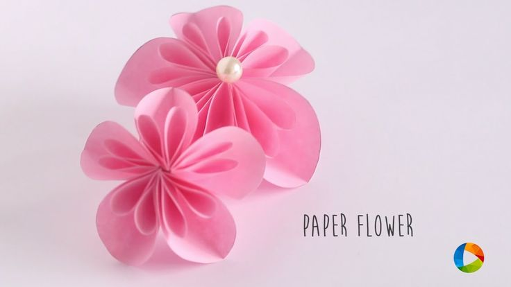 How to make: Paper Flower (Kusudama Flower)