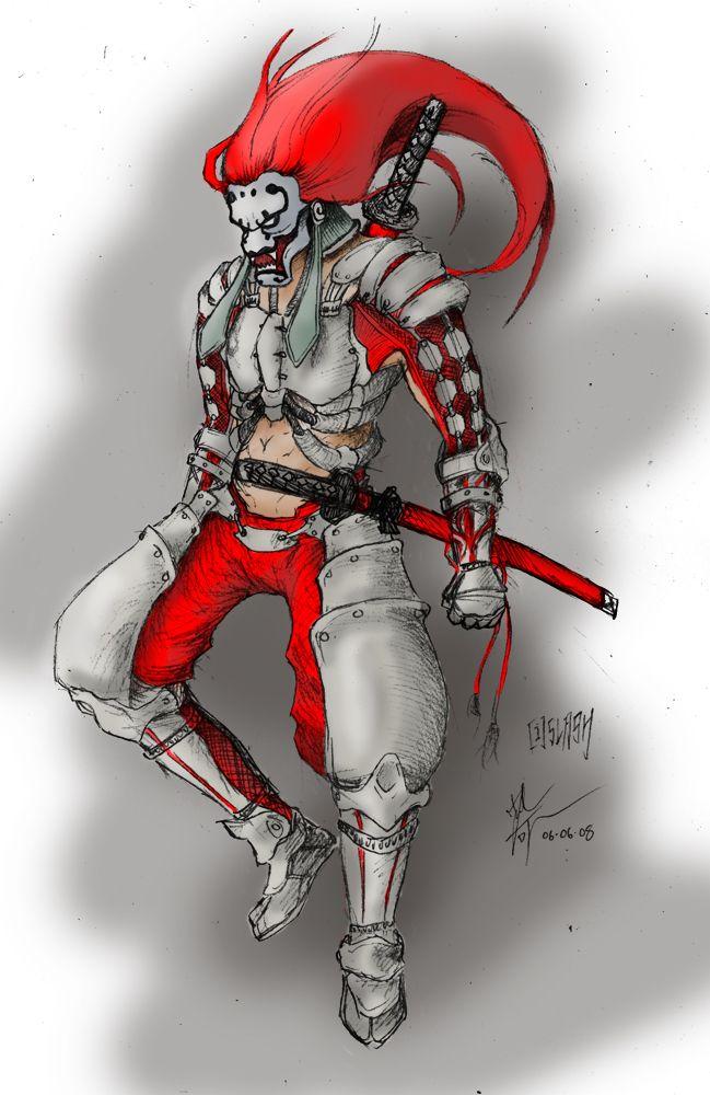 Yoshimitsu Character Design : Best images about yoshimitsu concepts on pinterest