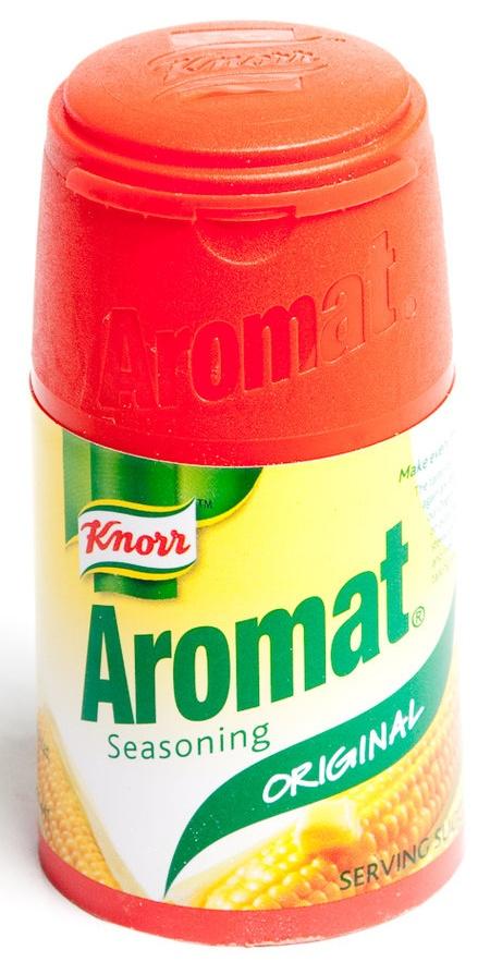 I love Knorr's Aromat!