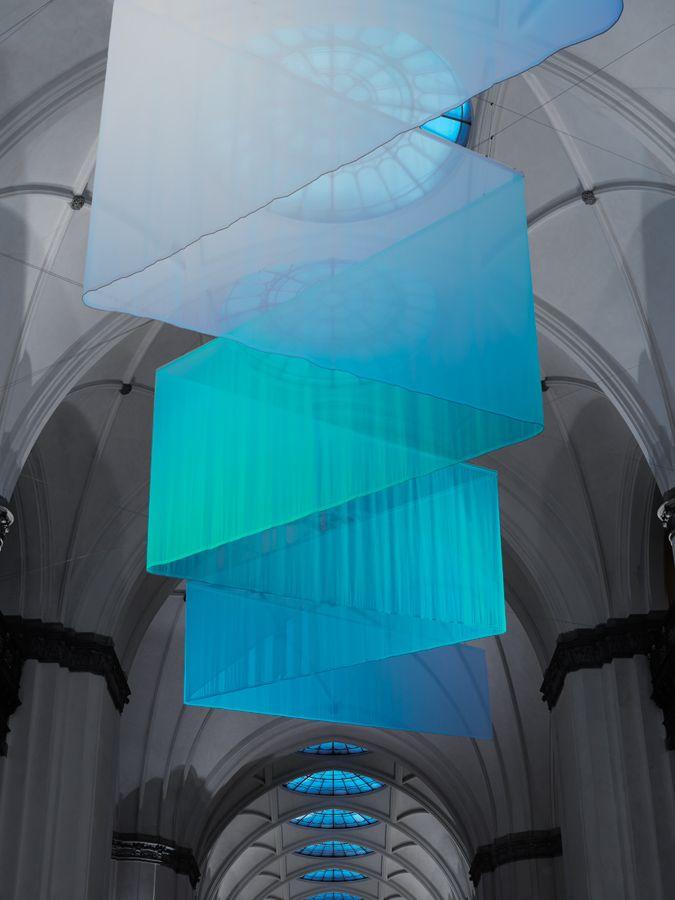 Note's exhibition-slash-installation sheds light on light - News - Frameweb