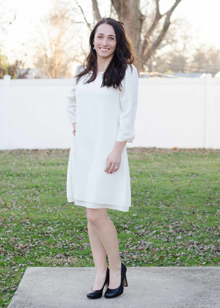 How to Sew a Swing Dress | Pattern and Tutorial