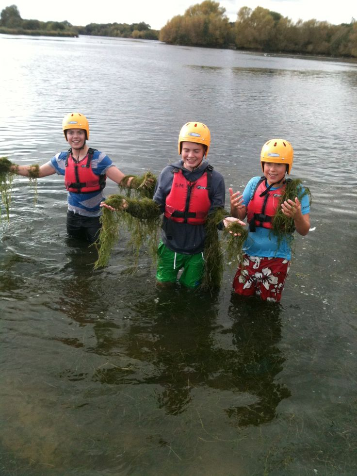 RN cadets at Dinton Pastures