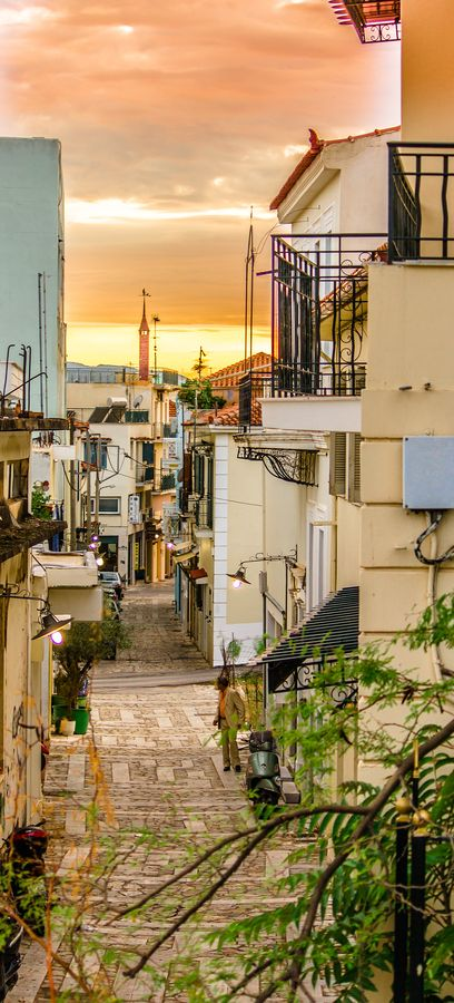 Kalamata Old Town (Greece) by Dimitris Papageorgiou on 500px