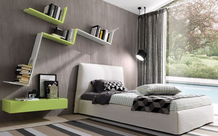 The most intimate home area, where you can keep the more personal items. Zedline also in your bedroom gives you a lot of opportunities to organize your space.