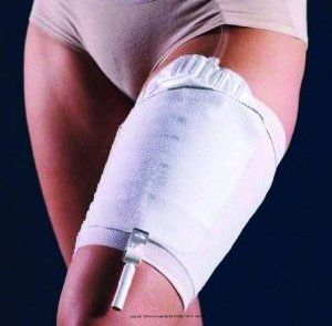 """Carefix Carebag Leg Bag Holder, Carefix Carebag Md, (1 EACH, 1 EACH) by TYTEX INC. $20.42. (Item Number and Quantity: UHS-TYT0912500301C98-1EACH) Carefix Carebag Leg Bag Holder, Carefix Carebag Md Size-Medium: 17.5"""" - 25.5"""", - (1 EACH, 1 EACH) - Lightweight stretch support garment with an inner pocket for safe retention of urinary bags. Tension is distributed evenly around the leg. The inner pocket has a leg bag opening as well as a bottom drainage opening. Made of flexi..."""