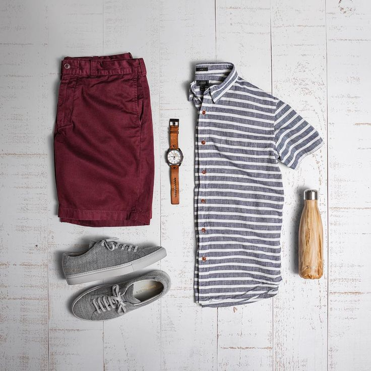 Outfit grid - Stripes