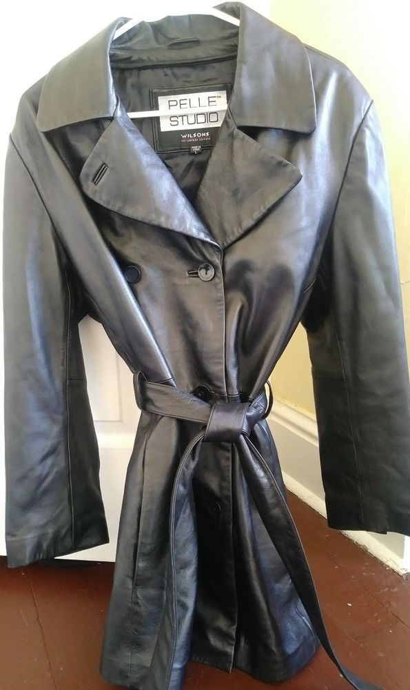 64f04ea3d Womens Wilsons Leather Pelle Studio Jacket w/ Thinsulate Lining ...